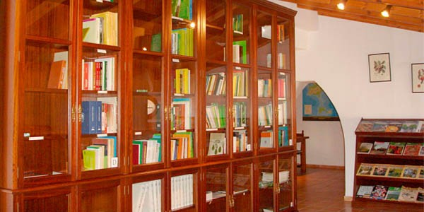 Biblioteca Son Pax