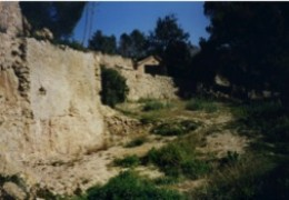 Façana lateral