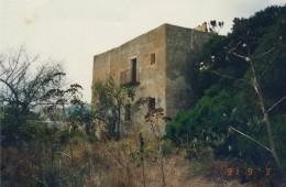 Fachada lateral (estado original 1991)