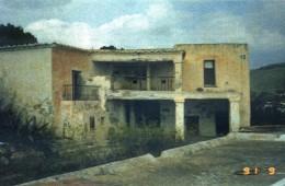 Façana principal (estat original 1991)