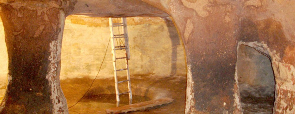 Cueva pozo